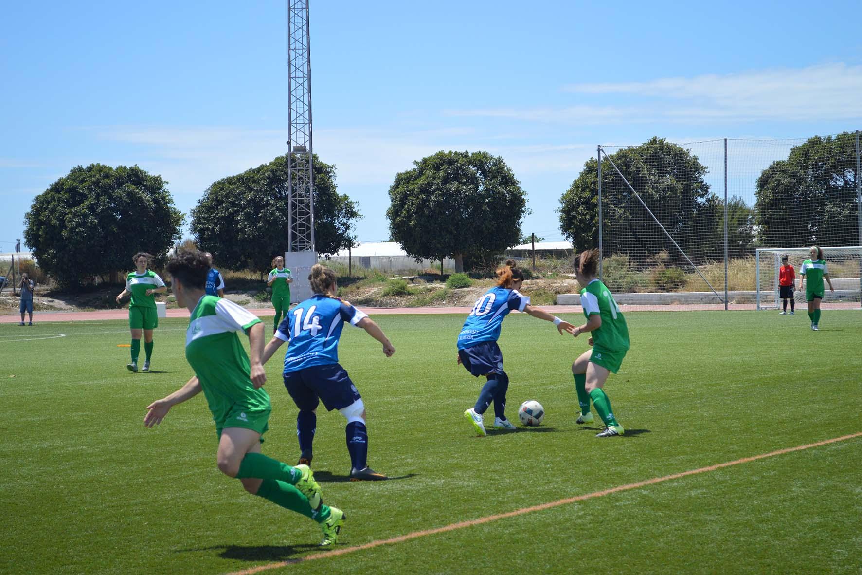 Por Qué Se Juega Al Fútbol Con 11 Jugadores Por Equipo: El Equipo De Fútbol 11 De La UAL, Con Opciones De Jugar