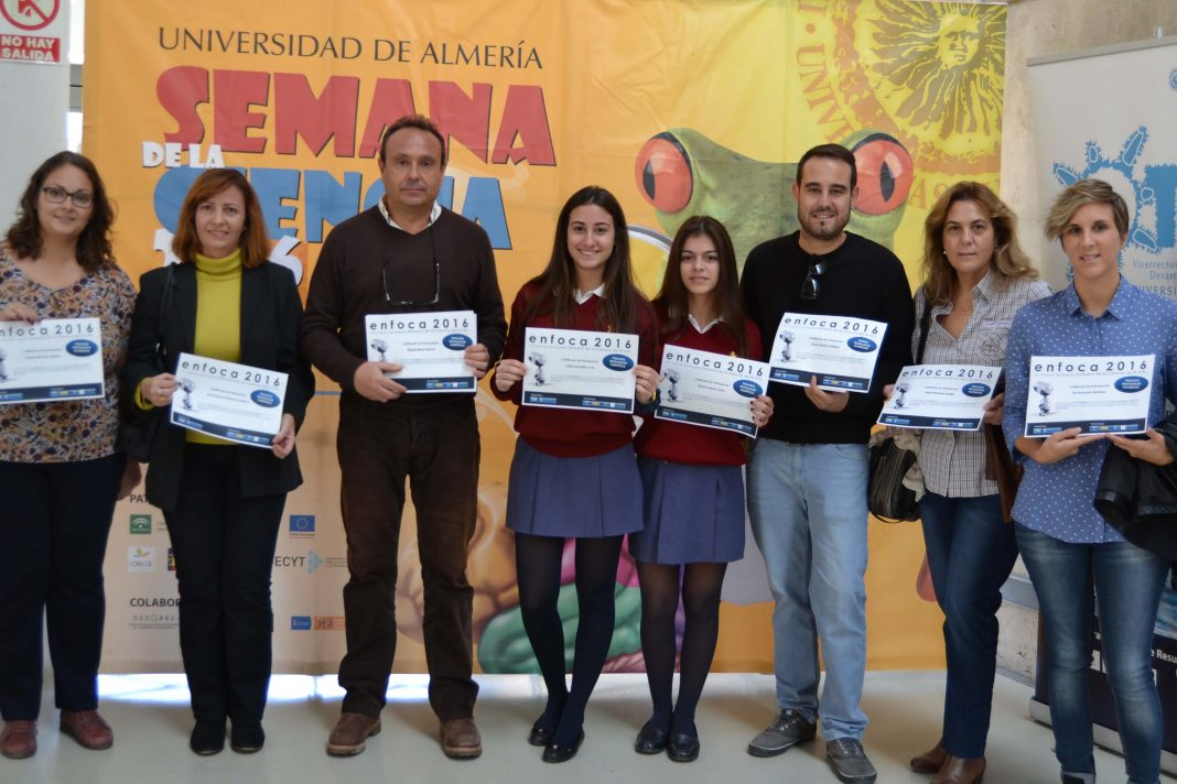Finalistas ENFOCA 2016