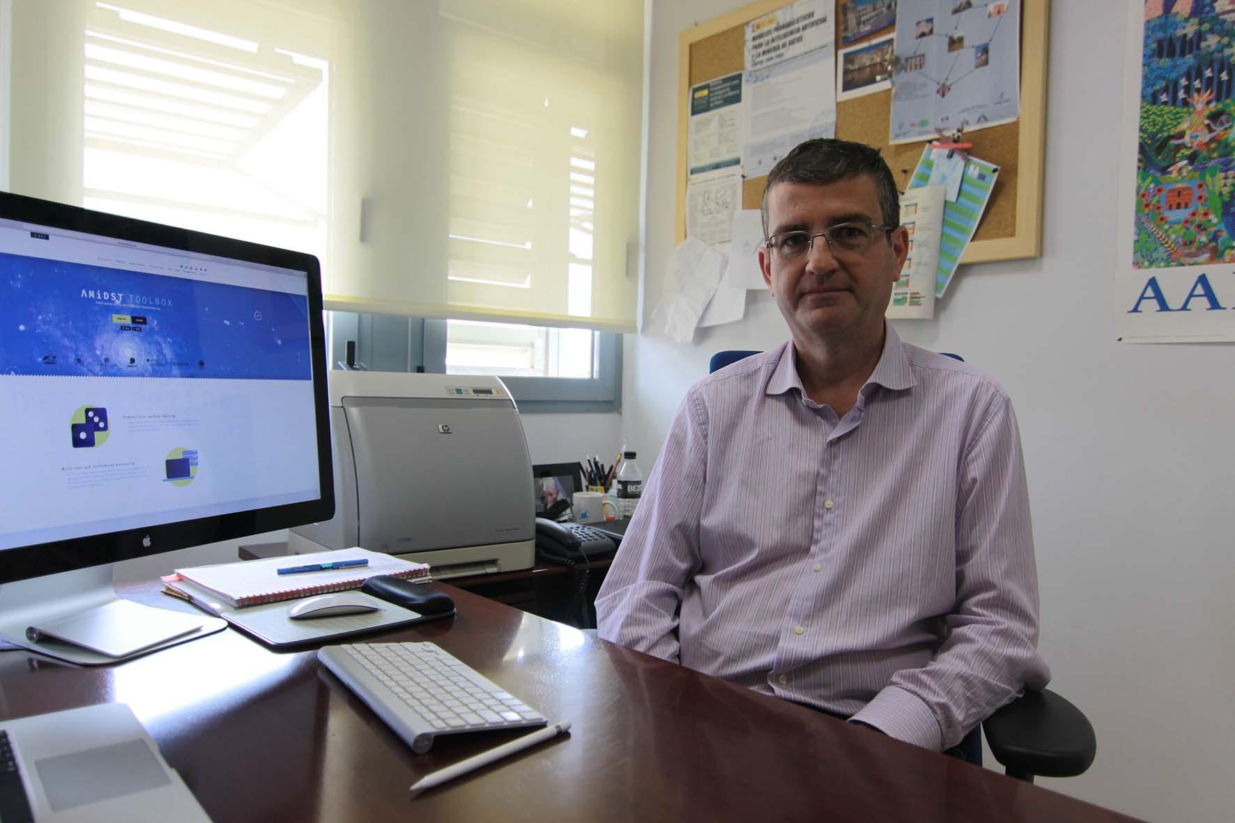 La UAL participa con éxito en el proyecto AMIDST sobre investigación de datos