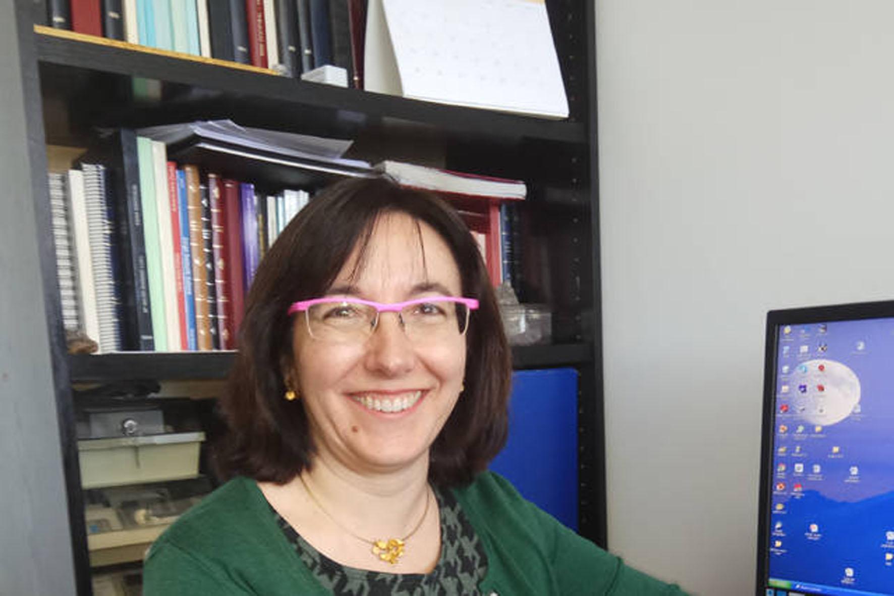 Investigadora Concepción Gimeno