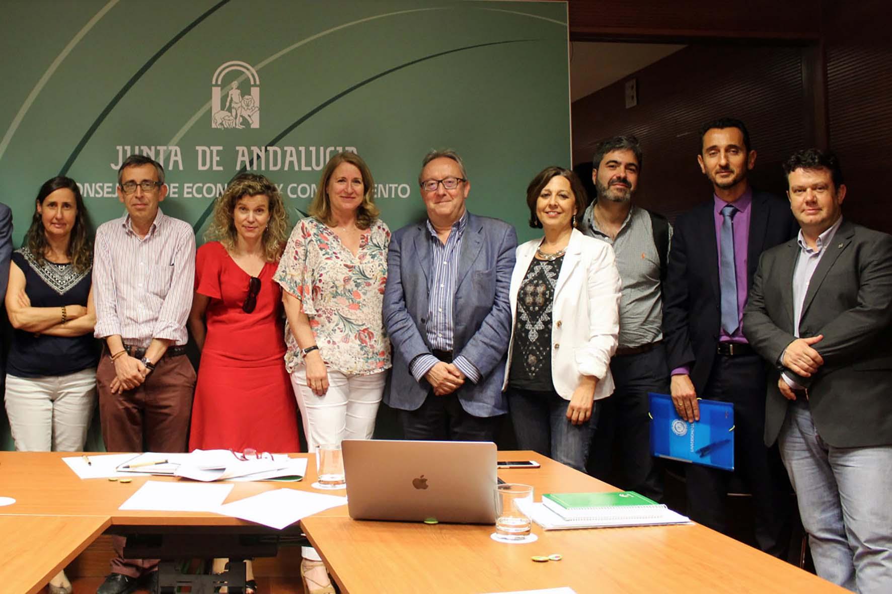 REunión UAL - Fundación Descubre