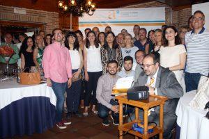 El Programa de Antiguos Alumnos y Amigos de la Universidad de Almería celebra su primera reunión