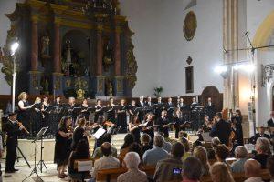 Estreno mundial en el Festival de Música Renacentista y Barroca de Vélez Blanco