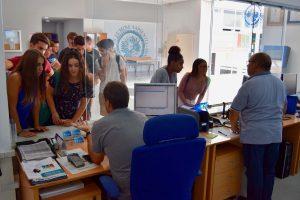 La Tarjeta Deportiva, la más buscada en el inicio de curso de la Universidad de Almería