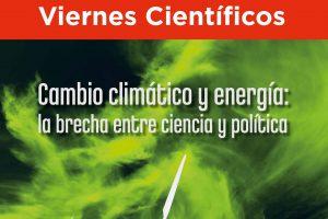 El 'reto' del cambio climático iniciará nuevo ciclo de los Viernes Científicos de la UAL