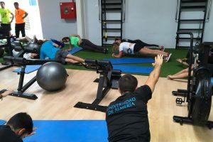 La Universidad de Almería saca músculo con el Curso de Especialista en Fitness y Wellness