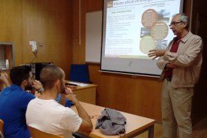 Almería, más potencia mundial en energía solar con el primer máster oficial de la UAL