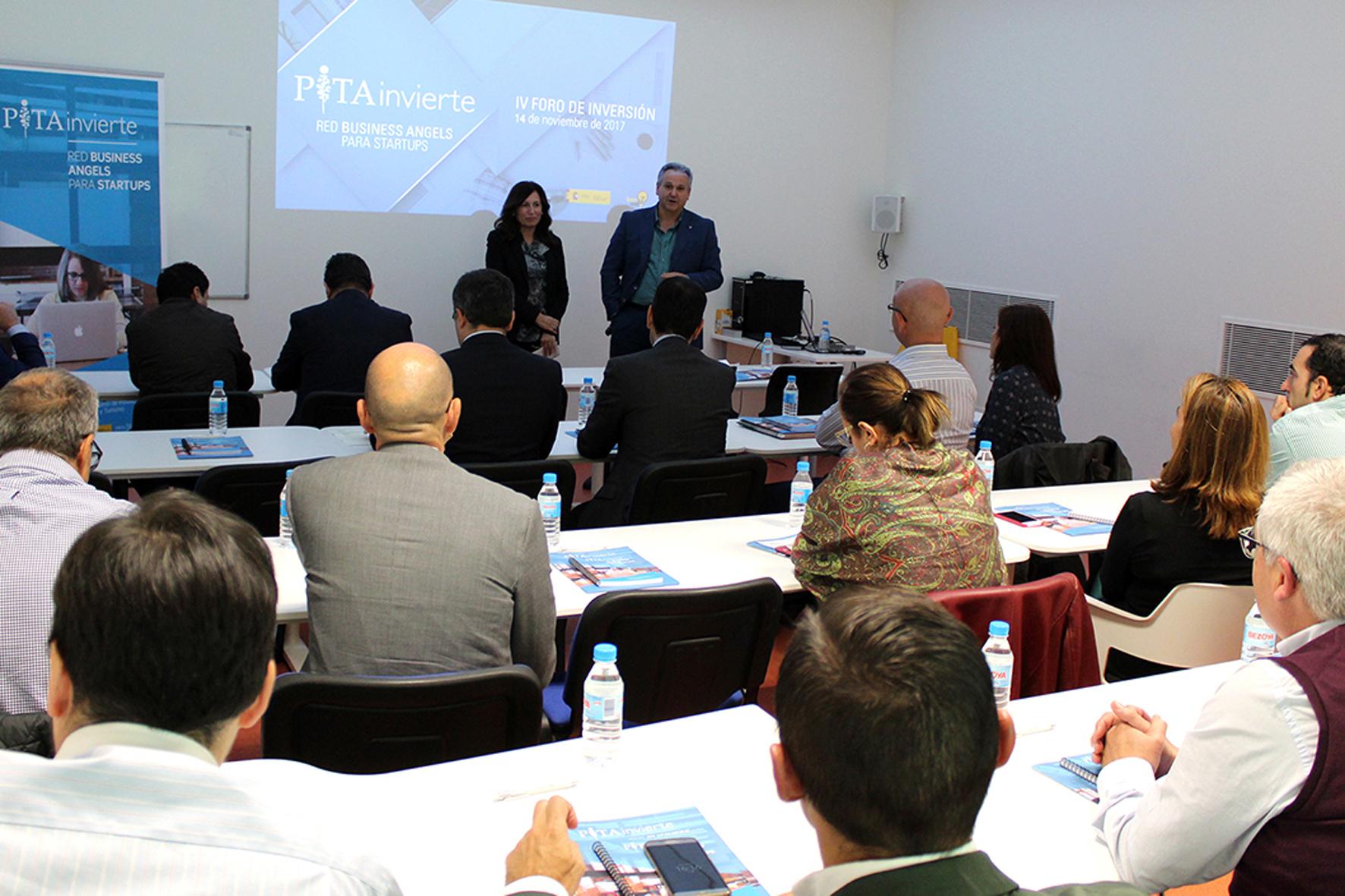 Universidad y PITA promueven la inversión en empresas creativas y tecnológicas