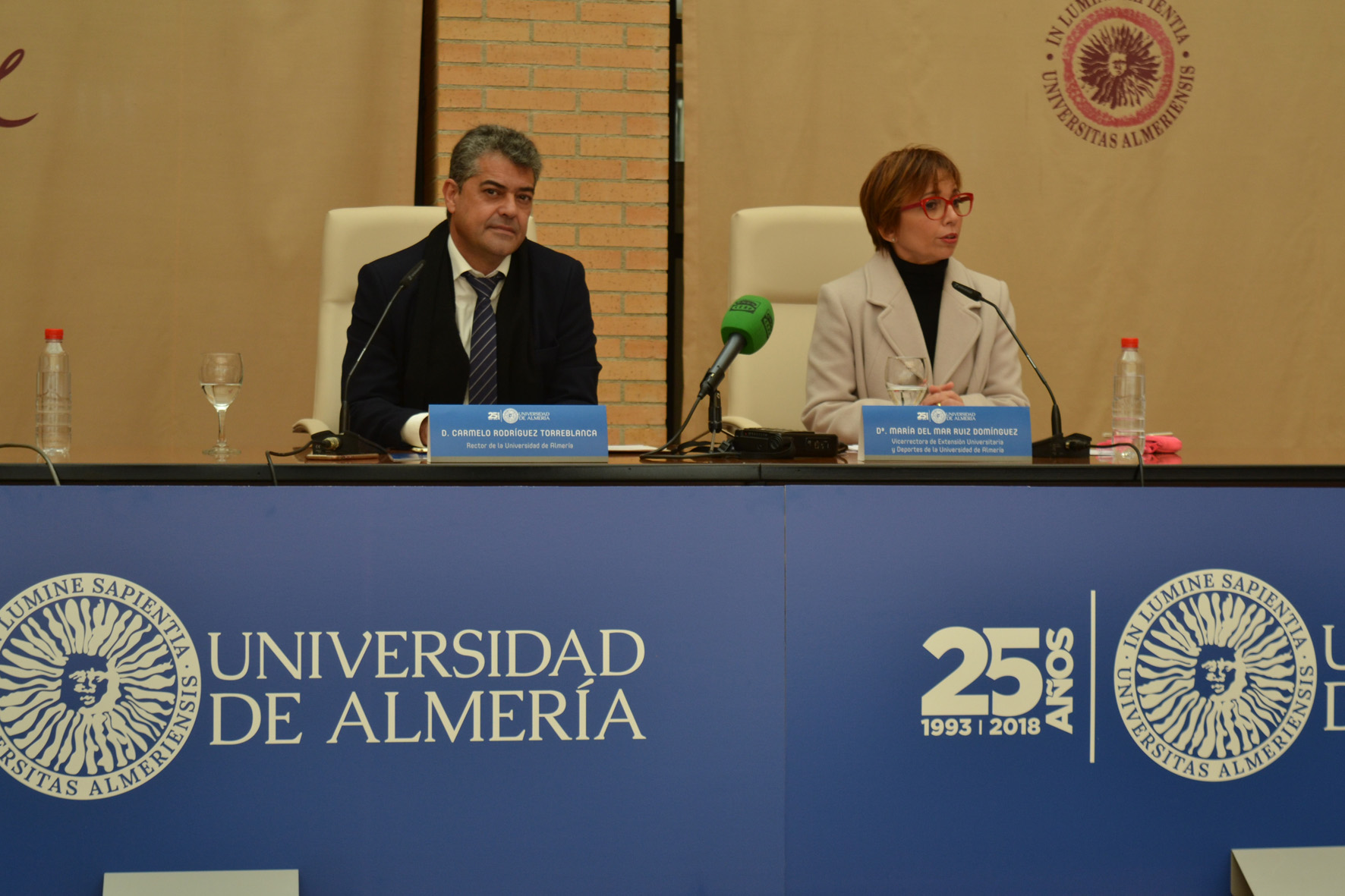 La UAL cumple sus 25 años cercana a la sociedad y con una gran proyección de futuro