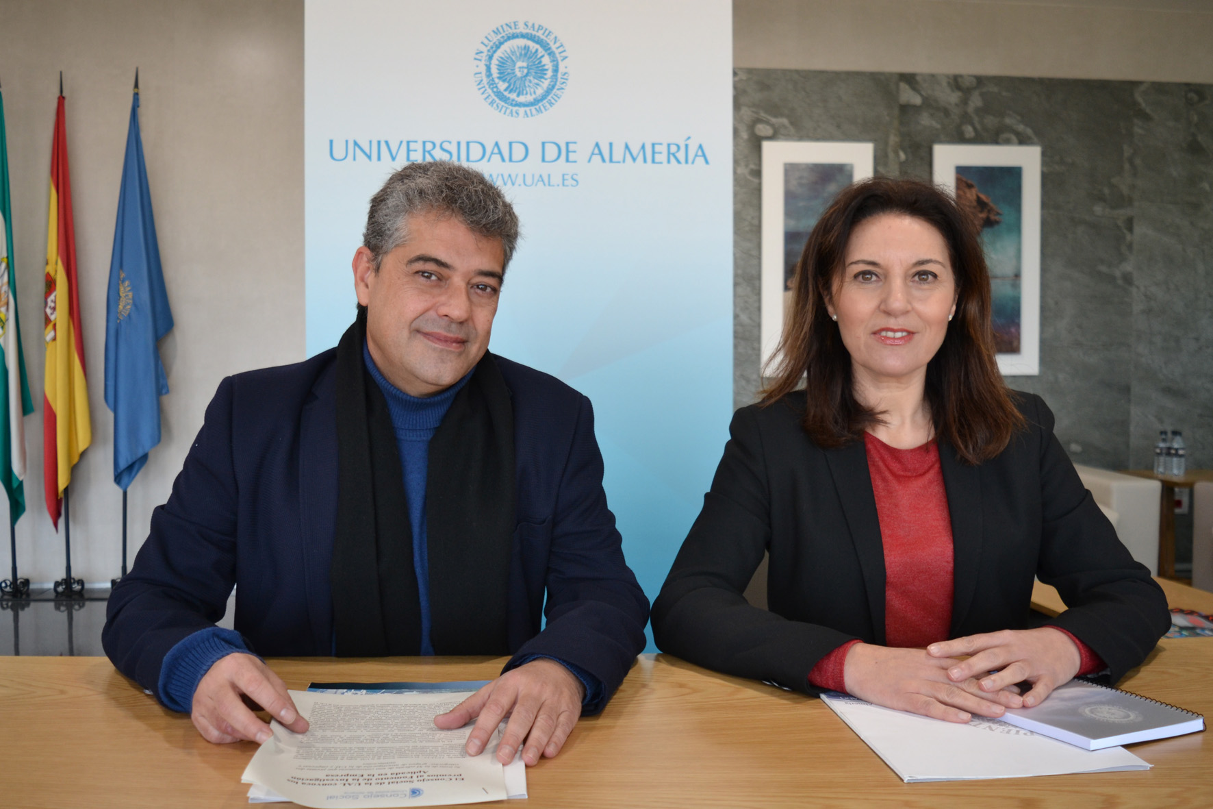 El Consejo Social de la UAL convoca los premios al Fomento de la Investigación Aplicada en la Empresa
