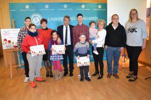 'Emoción y conocimiento' en el calendario de la asociación ARGAR realizado en la UAL