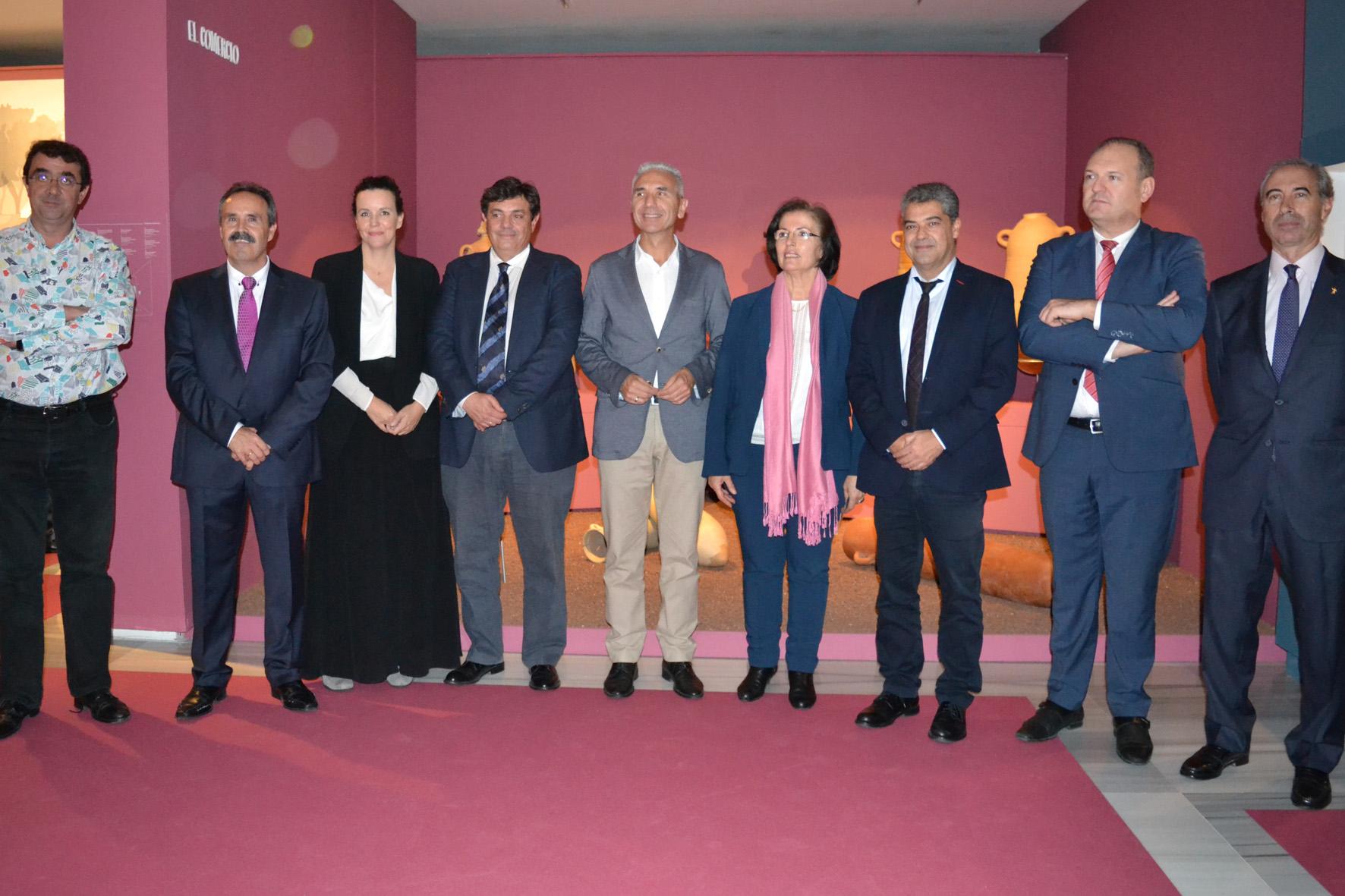 Investigadores de la UAL colaboran en la exposición 'Baria, ciudad fenicia y romana'