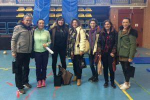 Más de cien escolares participan en las VIII Jornadas de Actividades Físco-Recreativas