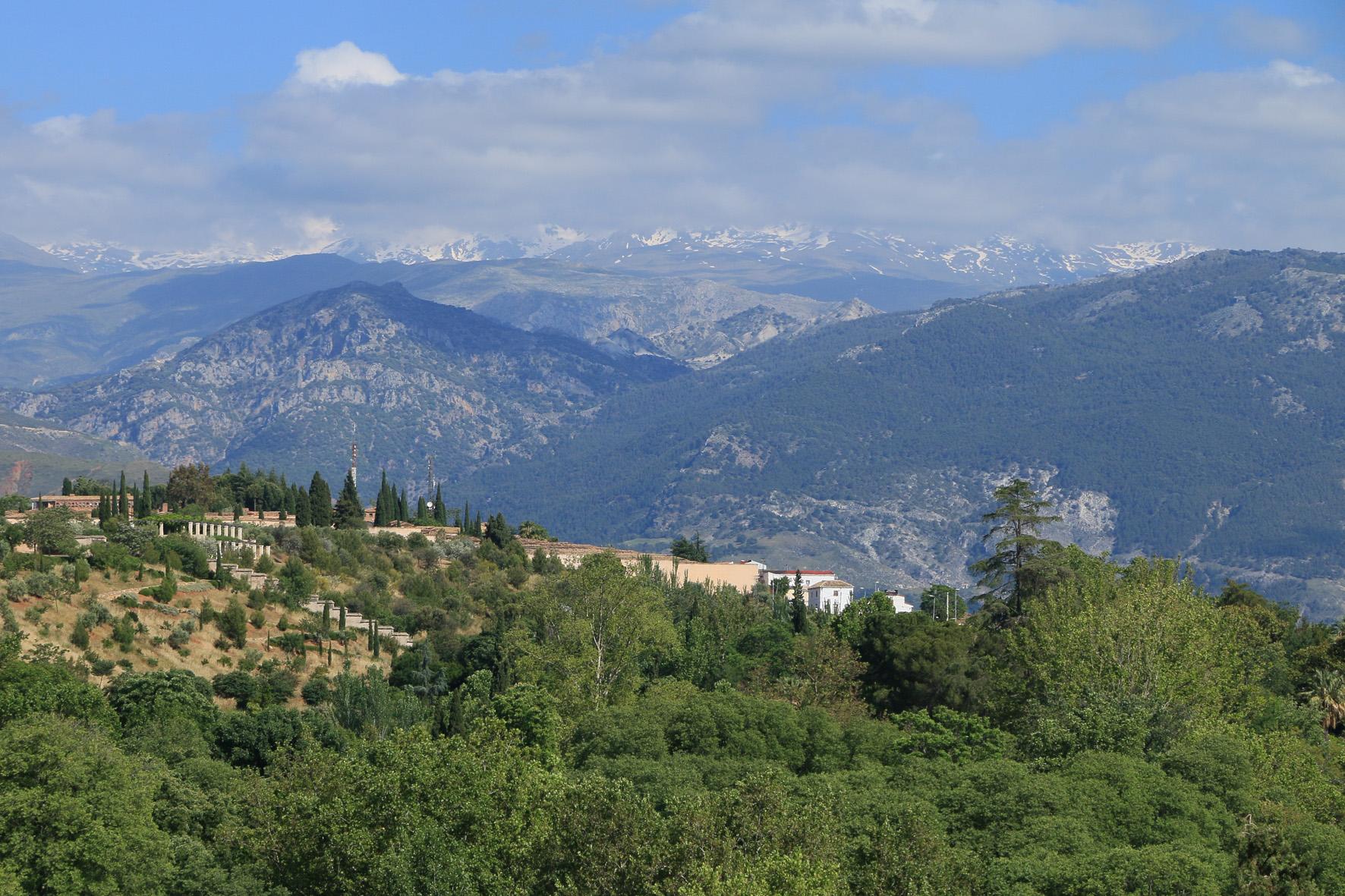 La UAL apuesta por el futuro sostenible de las regiones de montaña