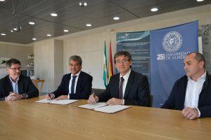La UAL y la Asociación Litoral del Poniente Almeriense velarán por el sector pesquero