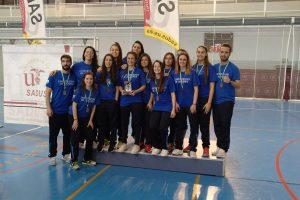 La UAL se cuelga cuatro medallas en los Campeonatos de Andalucía Universitarios