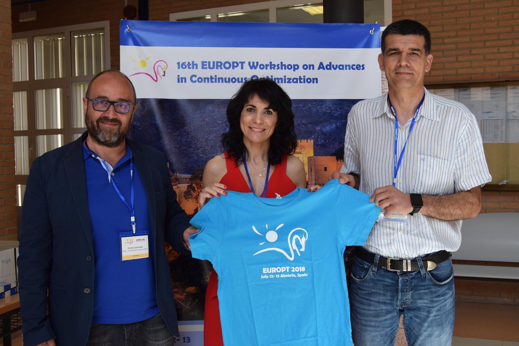 Matemáticas y computación para mejorar la vida cotidiana: el EUROPT llega a la UAL