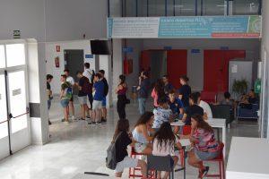 Se multiplica el número de estudiantes que incluyen Deportes en su matrícula de la UAL