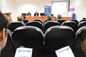 El potencial investigador de la UAL apunta a Europa con el Horizonte 2020