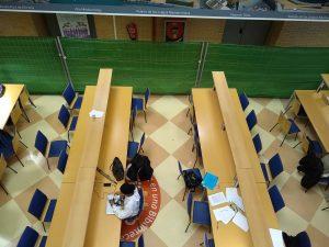 Iniciadas obras de mejora de la Biblioteca Nicolás Salmerón