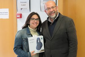 La Universidad de Almería fomenta las Prácticas Internacionales entre los Universitarios