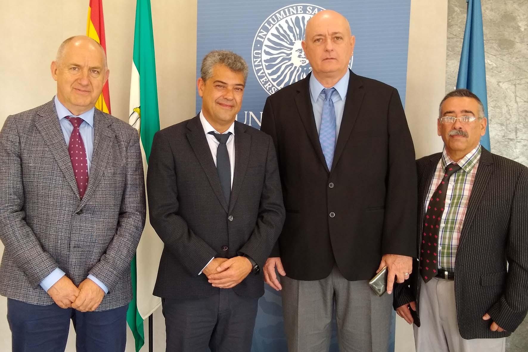 Firmado un convenio entre la UAL y la Universidad de Ciencias Médicas de Cienfuegos, Cuba