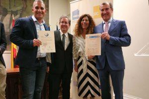 Ingeniería Agrícola e Informática reciben sus sellos de calidad europeos