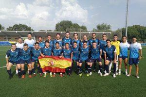 La UAL se sitúa cuatro goles más cerca de las 'semis' del Campeonato de Europa de Fútbol