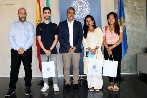 Por primera vez en su historia la UAL acoge a estudiantes de Afganistán, Nepal y Vietnam