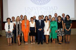 El nuevo equipo de gobierno de la UAL toma posesión de su cargo con un compromiso renovado
