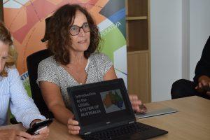 """""""Almería y Australia comparten las mismas preocupaciones agrícolas: energía y agua"""""""