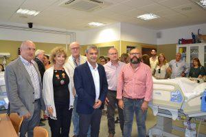 La UAL inaugura el primer centro de simulación de la provincia para formar a futuros sanitarios