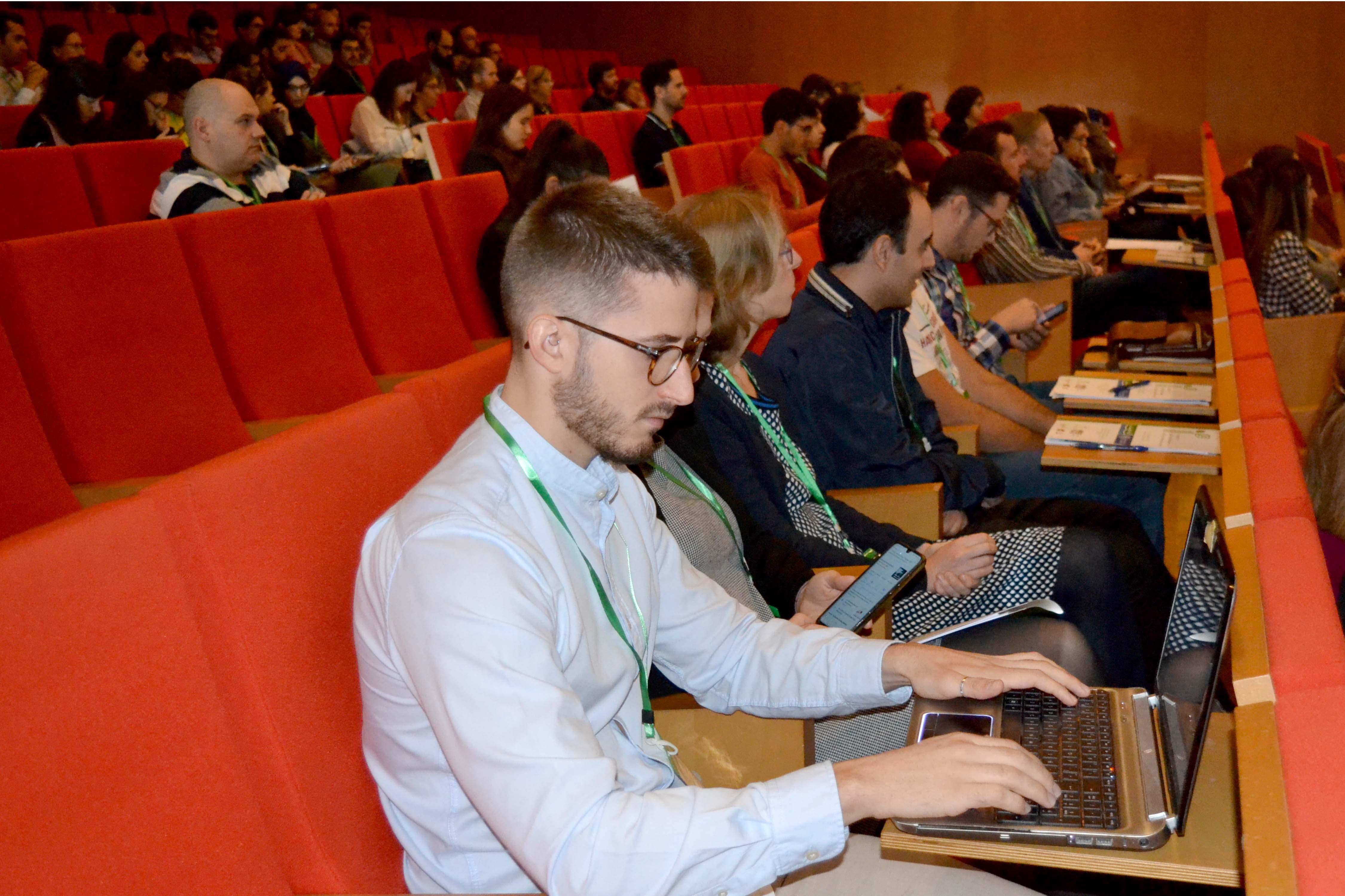 La UAL recibe a cientos de jóvenes investigadores del sector Agroalimentario