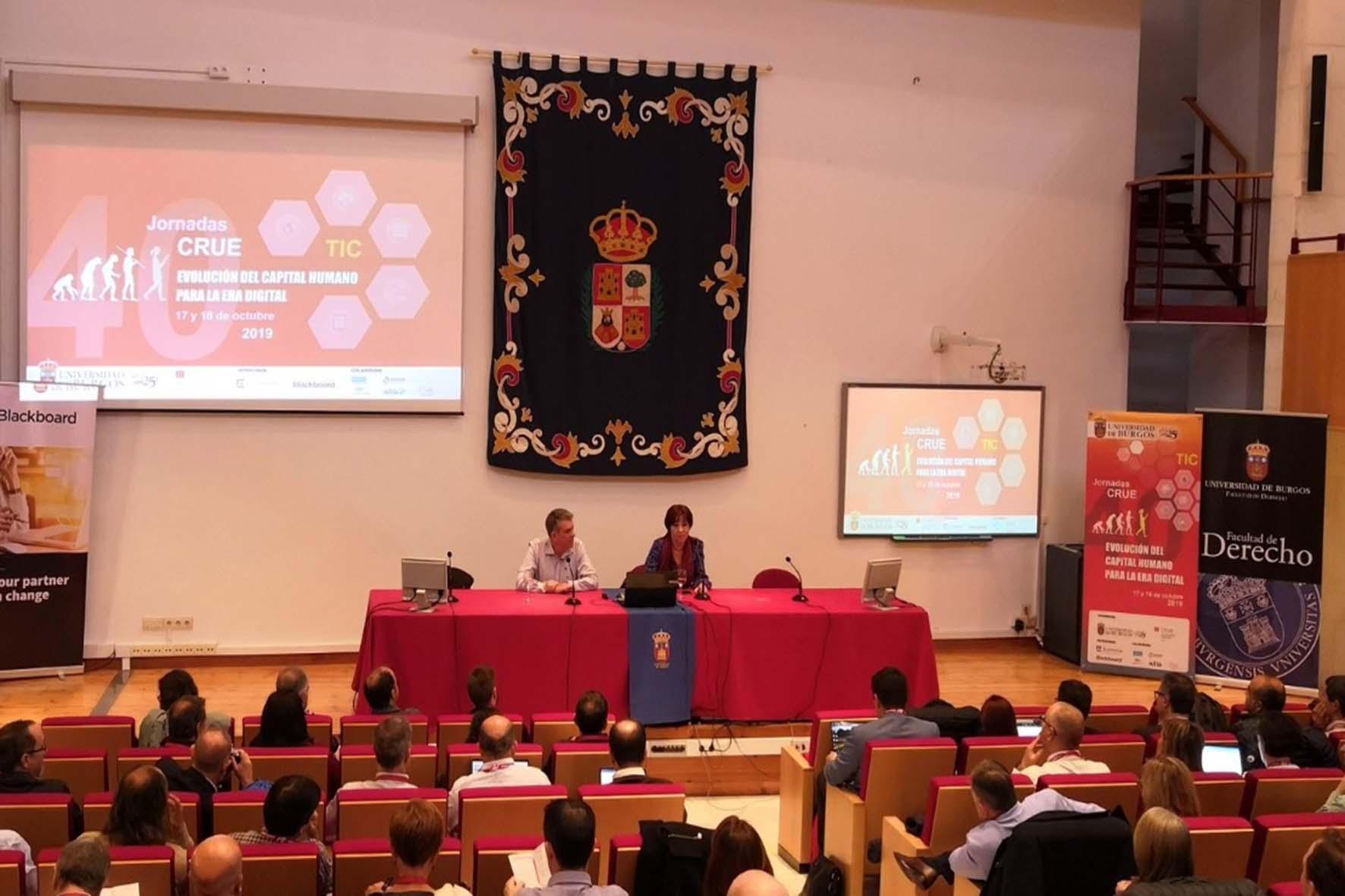 La UAL es una de las pocas universidades españolas con estrategia en Transformación Digital