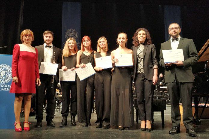 Concierto de Navidad y nuevos becados de la Orquesta de la UAL para despedir el año