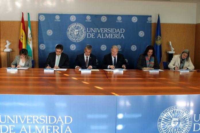 La UAL llevará la vigilancia ambiental de los puertos de Almería y Carboneras