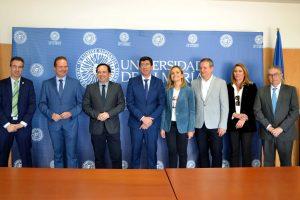 La UAL y la Consejería de Turismo crearán la Cátedra de Turismo Sostenible