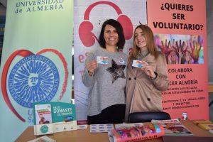El Día Mundial del Trasplante se adelanta en la UAL con una llamada a la concienciación