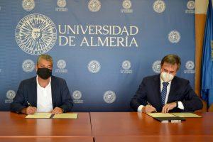 Endesa y la Universidad de Almería colaboran para buscar el mejor proyecto de desarrollo económico empresarial para litoral
