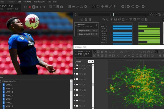 La UAL avanza en el estudio del rendimiento físico de jugadores de fútbol profesional