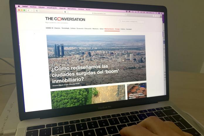 The Conversation abre su potencial como mayor plataforma mundial de divulgación a la investigación de la UAL