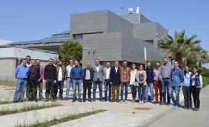 Investigadores de la UAL diseñan un programa para predecir la temperatura adecuada de un edificio según su actividad