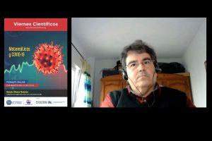 """""""Las matemáticas ayudan a entender muchas cosas sobre la pandemia de COVID-19″"""