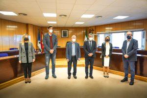 UAL y Ayuntamiento de Roquetas renuevan el convenio de la Universidad de Mayores