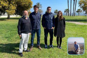 La Cátedra Cajamar-UAL de Bioeconomía Circular da base científica a la sostenibilidad del 'Modelo Almería'