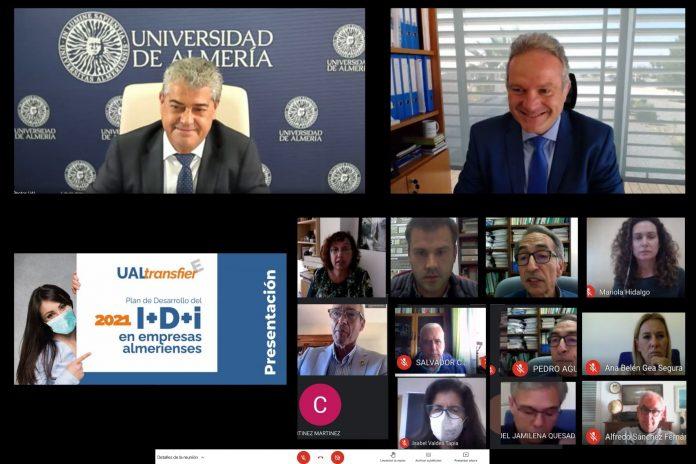 La Universidad de Almería impulsa con firmeza a su entorno socioeconómico potenciando el UALtransfierE