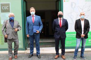 Universidad de Almería y  Fundación Unicaja presentan los resultados de un estudio sobre la contaminación acústica en Andalucía