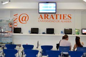Comienza la matriculación en las 34 titulaciones que ofrece la Universidad de Almería