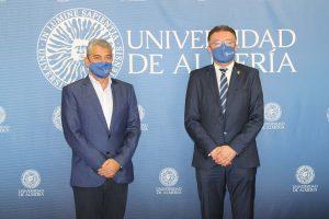 La Universidad de Almería fomentará la biodiversidad en áreas incendiadas en el monte público de Berja