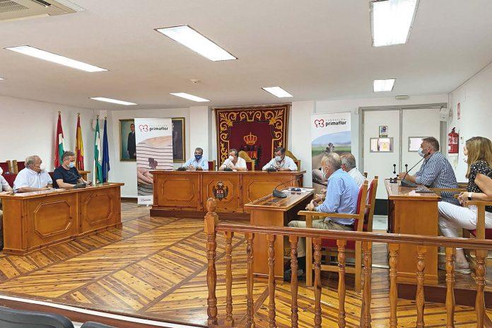 La UAL, la Fundación Primaflor y Ayuntamiento de Pulpí estrechan lazos de colaboración